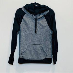Champion Cowl Neck Long Sleeve Sweater Size Medium